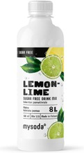 Mysoda Sitruuna-Lime Light 500ml