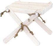 Ecofurn Lilli Rahi/Pöytä, Mänty Valkoinen Öljytty