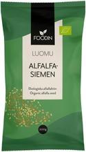 Foodin Luomu Alfalfa-Siemen 200G