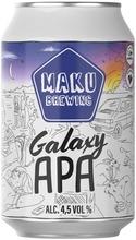 Maku Brewing 4,5% 0.33L Galaxy Apa Olut Tlk