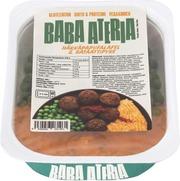 Baba Ateria 310G, Bull Bean Falafel & Sweet Potato Puree