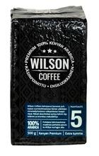 Wilson Coffee 500G 100% Kenyan Arabica Extra Tumma Suodatinjauhatus