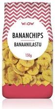 Waow 150 G Banaanilastu
