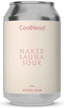Coolhead Naked Sauna 330Ml 4%