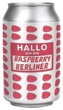 Mikkeller Hallo Ich Bin Raspberry Berliner 3,7% 0,33 L