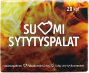 Sytytyspala 20 kpl Suomi