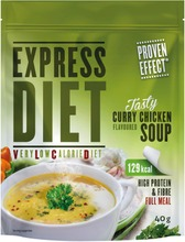 Express Diet Ateria-Aines Curry-Kananmakuinen Keitto  40 G