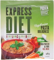 Express Diet Ateria-Aines Kasvis Bolognese Pasta 48 G