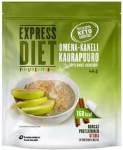 Express Diet Omena-Kaneli Kaurapuuro 44G