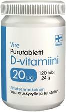 Vire D3-Vitamiinivalmi...