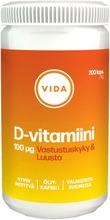 Vida D-Vitamiinivalmis...