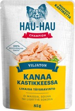 Hau-Hau Champion Annosateria Kanaa Kastikkeessa 85G