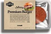 Meeat Muu Premium Burger Steak 240G