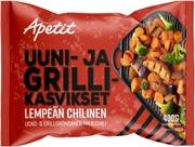 Apetit 400G Uuni-&Grillikasvikset Lempeän Chilinen Pakaste