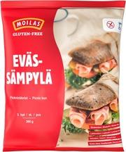 Moilas Gluteeniton Evässämpylä 3 Kpl/ 360 G Pakaste
