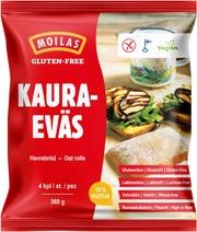 Moilas Gluten-Free Kauraeväs 4Kpl/360G Pakaste