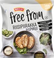 Moilas Free From Riisipiirakka 6Kpl/402G Kypsäpakaste