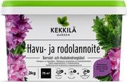 Kekkilä 3Kg Havu- Ja Rodolannoite Rakeinen