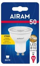 Airam LED 5W kohde GU10 36AST 2700K 370LM