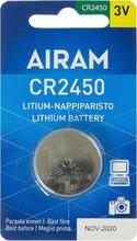 Airam Cr2450 1/Bl Litium Nappiparisto