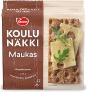 Vaasan Koulunäkki Maukas 230G Täysjyväruisnäkkileipä