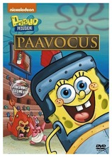 Paavo Pesusieni: Paavocus Dvd-Levy