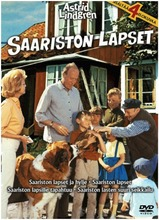 Sf Film Dvd Astrid Lindgren: Saariston Lapset 4-Disc
