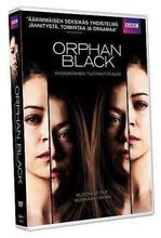 Orphan Black 1. Tuotantokausi 4Dvd