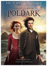 Dvd Poldark - Kausi 1