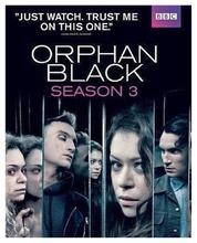 Dvd Orphan Black 3 Kausi