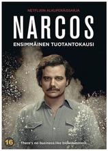 Dvd Narcos - Kausi 1