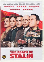Dvd The Death Of Stalin