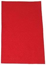 Askarteluhuopa Punainen 20X30cm 5Ark/Pss
