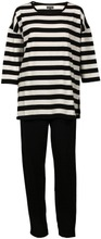 Ratia Naisten Raidallinen Pyjama 5940-20
