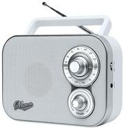 Macs Rico Fm Radio Valkoinen