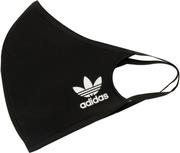Adidas Kangasmaski Face Cover 3Kpl Musta/Valkoinen S