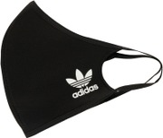 Adidas Kangasmaski Face Cover 3Kpl Musta/Valkoinen M/L