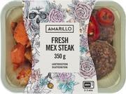 Amarillo Fresh Mex Steak Annosateria 350 G