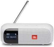 Jbl Tuner 2 Dap/Fm Radio Bluetooth Kaiutin, Valkoinen
