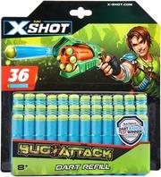 X-Shot Bug Attack Nuolet 36 Kpl