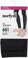 Norlyn Naisten Leggingsit 3D 60Den