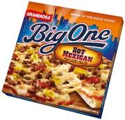 Pan pizza 605g