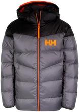 Helly Hansen 41612-971 Isfjord Down Mix Lasten Untuvatakki