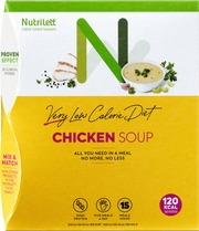 Nutrilett Chicken Soup...