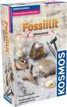 Lautapelit.fi Tiedesetti - Fossiilit Ikä 7