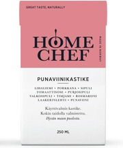 Home Chef Punaviinikas...