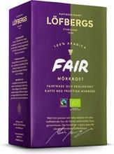 Löfbergs Fair Mörkrostat Kahvi 450G Reilu Kauppa Luomu