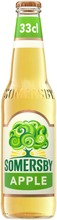 Somersby Apple Omenasiideri 4,5 % Lasipullo 0,33 L