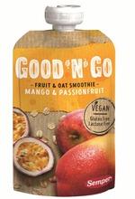 Good'n'go Hedelmä-Kaurasmoothie Mango & Passionhedelmä 120G