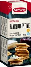 Semper Gluteeniton 150G Gluteenittomat Kauradigestive Keksit